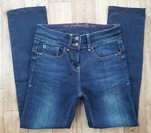 Ladies Next enhancer slim jeans size 10 Waist 28 leg 28