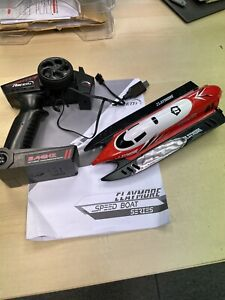Claymore Formula 1 R/C Speed Boat RTR