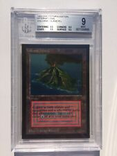 BGS 9 | Volcanic Island | MtG Collector's International | Mint