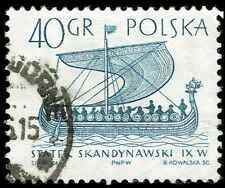 Scott # 1303 - 1965 - ' Scandinavian Gokstad '