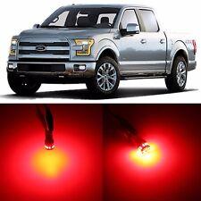 Alla Lighting 3rd Brake Light 912 921 Pure Red LED Bulbs for Ford Ranger Taurus