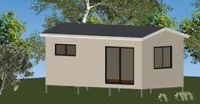 Studio Granny Flat DIY Kit - The Backyard Escape Studio for your slab CGI Walls