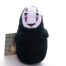 1 x SPIRITED AWAY Faceless Man No Face Plush Toy Doll Key Chain Bag Pendant 10cm