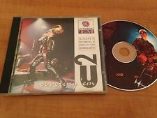 RARE ALBUM CD 22T U2 LIVE COVERING'EM (STAND BY ME/HELP/C'MON EVERYBODY) BONO