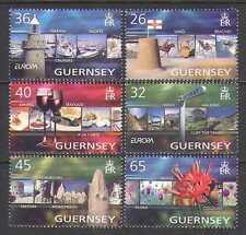 Guernsey 2004 Europa/Lighthouse/Tourism 6v set (n26058)