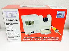 Solder Station, DIGITAL PRECISION ,TMC 08-1000D- NEW solder iron soldering iron
