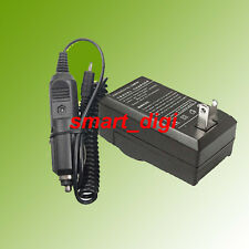 Charger for Sony Cyber-shot DSC-S85 DSC-S75 DSC-S70 DSC-S50 Digital Camera AC/DC