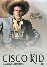 Cisco Kid Western Collection by Gilbert Roland, Martin Garralaga, Frank Yaconel