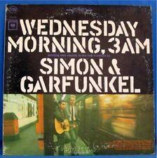 SIMON & GARFUNKEL, WEDNESDAY MORNING 3 AM - LP RECORD