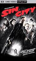 Sin City  (UMD-Movie, 2005) for PSP NEW Sealed PlayStation Portable Movie