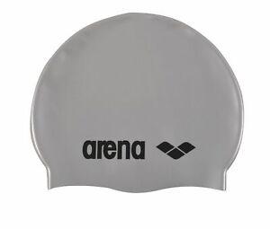 Arena - SILICONE JR SWIM CAP - CUFFIA BIMBO PISCINA - art.  9167020 SILVER