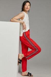 NWT Anthropologie Fenimore Track Pants size Medium $138