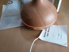 Difusor de Aroma sentido Cambiador De Color Roble vendure LED Aromaterapia Humidificador.