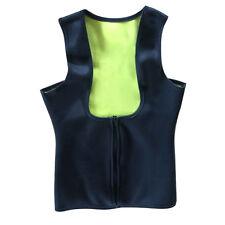 Polyester Vest Shaper for Women Body Fat Burner Waist Trainer Sport Vest Corest