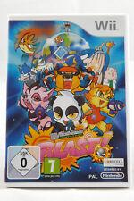 Wicked Monsters Blast (Nintendo Wii/Wii U) jeu dans neuf dans sa boîte, PAL, CIB, comme neuf