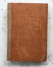 VINTAGE WW2 ERA FCC BOUND VOLUME BOOK FEDERAL COMMUNICATIONS COMMISSION TELECOM