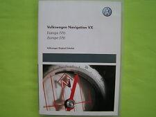 DVD NAVIGATION VX EUROPA 2012 V9 VW RNS MFD DVD RN S2 T5 GOLF TOUAREG PASSAT EOS
