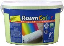Raumcolor getönt 5-10 Liter Innenfarbe Wandfarbe Deckenfarbe abgetönt Wilckens
