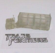 TransFormers Takara SCF Clear Optimus Prime Truck Trailer PVC Statue Rare HOC G1
