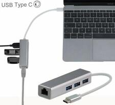 Broonel Multi USB Ethernet Adapter For Dell XPS 15 15.6  NEW