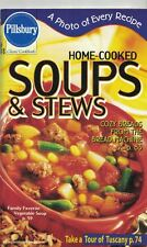 Pillsbury Home-Cooked SOUPS & STEWS Breads from Bread Machine Cookbook #240 2001