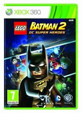 Xbox 360 lego Batman 2 DC Super Heroes (Brand new & sealed)