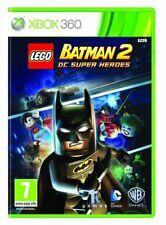 Xbox 360 Lego Batman 2 DC Super Heroes (nagelneu & OVP)