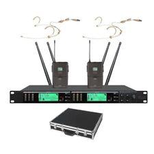 Headset Microphone Karaoke wireless True Diversity For Professional microphone