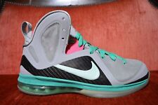 CLEAN Nike Air Lebron South Beach 9 Size 8.5 PS Elite 8 10 11 KD 1 3 5 6