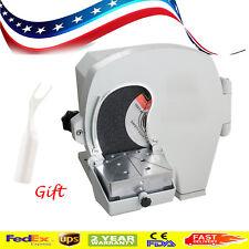 Dental Wet Model Trimmer Abrasive Machine Gypsum Arch Inner Disc Wheel 500w 110v