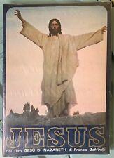 ALBUM DI FIGURINE PANINI JESUS GESU' DI NAZARETH, ZEFFIRELLI, SIGILLATO !!!