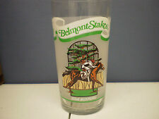 1991 Belmont Stakes Official Glass