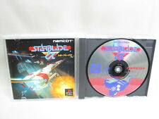 STAR BLADE A Alpha PS Playstation Japan Video Game p1