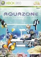 USED Xbox360 aqua zone 91396 JAPAN IMPORT