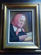 Fritz Muller Munchen Original Painting