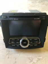 2013 Hyundai Sonata Bluetooth Satellite Navigation Radio Receiver CD Player OEM