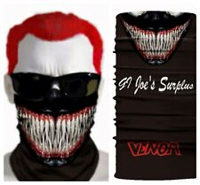 Venom Fang Multi Scarf Face Mask Cover Bandana US Seller 3I2