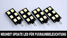 Für Audi A4 A5 Q5 A6 A7 Einstiegsbeleuchtung Update Led Platine Lichtpaket V12