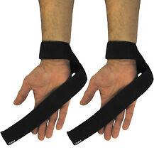 Senshi Japan® Weight Lifting Bar Straps Deadlift Gym Wraps Hand Wrist Support