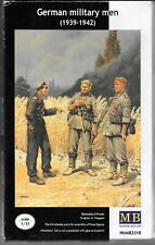 BL Master Box German Military Men (1939-1942) Figures in 1/35 35 10