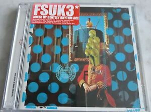 Various Artists - FSUK, Vol. 3 (1998) CD