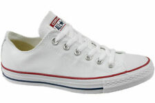 Converse M7652C Chuck Taylor All Star Classic Sneakers - UK 9, White