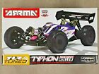 Arrma ARA8306 Typhon TLR Tuned 1/8 4WD Buggy Roller Pink/Purple Brand New!!