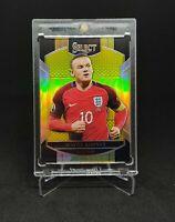 2016-17 Select Neon Yellow #17 Wayne Rooney 083/125 🇬🇧 England 🇬🇧