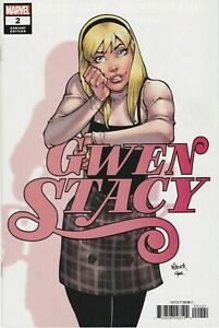 Gwen Stacy #2 Variant Edition Very Rare NM/MT 9.6-9.8!!