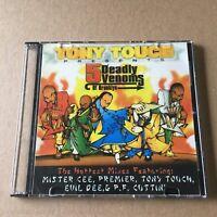 DJ Tony Touch 5 Deadly Venoms of Brooklyn NYC Mixtape MIX CD Double Disc Set