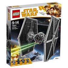 LEGO Star Wars Imperial TIE Fighter 75211 Nave Caza Imperial