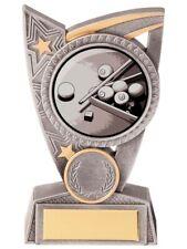 Pool Trophies Triumph Pool Trophy Awards 2 sizes FREE Engraving