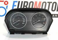 BMW Compteur de Vitesse Instrument Groupe Km/H Diesel 1' 1er 2'2er 62109295818