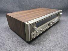 Vintage Fisher MC-3010 8-Track AM/FM Stereo Receiver *No Remote*
